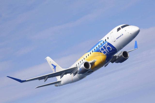 Embraer tarafından üretilen ticari ve askeri uçaklar