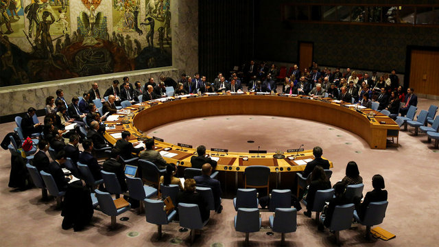 ABD, Birleşmiş Milletler (BM) için verdiği parada kesintiye gidiyor. ABD Daimi Temsilcisi Nikki Haley, 2018-2019 mali yılında ABD'nin BM için ayırdığı fonu 285 milyon dolar azaltacağını bildirdi.