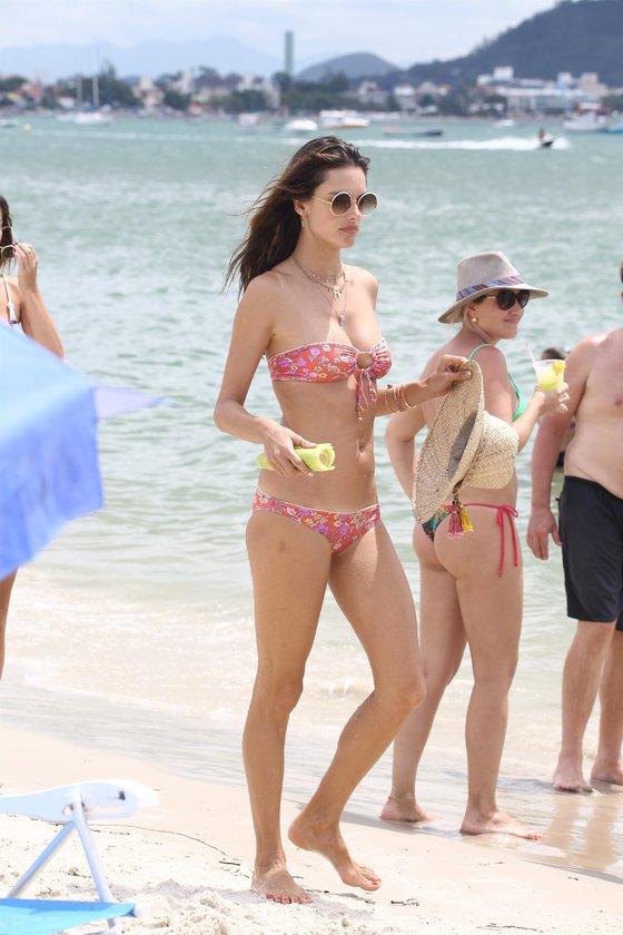 Alessandra'nın Brezilya tatili