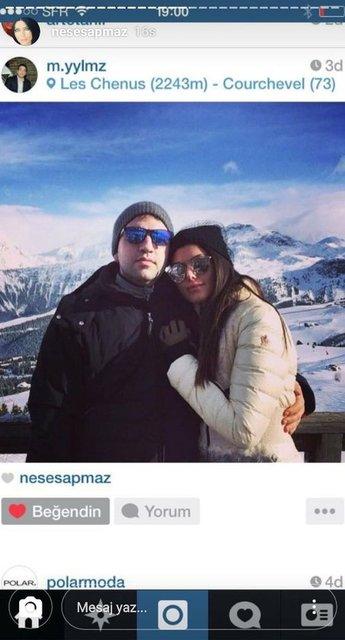 Beykoz'daki evinde ölü bulunan Eski Başbakan Mesut Yılmaz'ın oğlu Yavuz Yılmaz'ın eski nişanlısı Neşe Sapmaz, Instagram hesabında Yavuz Yılmaz ile olan eski fotoğraflarını paylaştı.