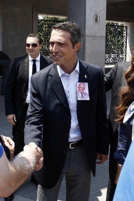 <p>ALİ KOÇ</p>