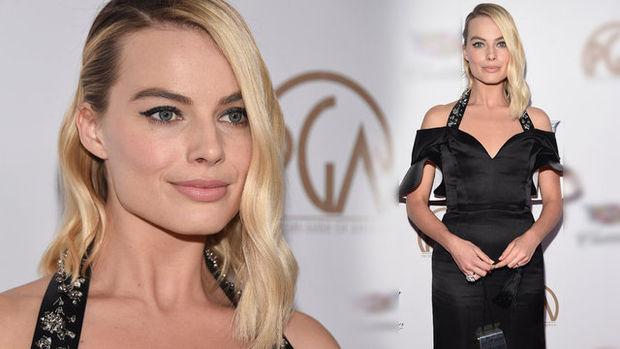 Margot Robbie göz kamaştırdı