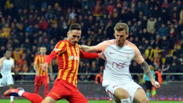 Kayserispor-Galatasaray