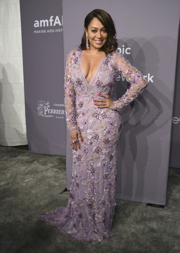 <p>LA LA ANTHONY</p>
