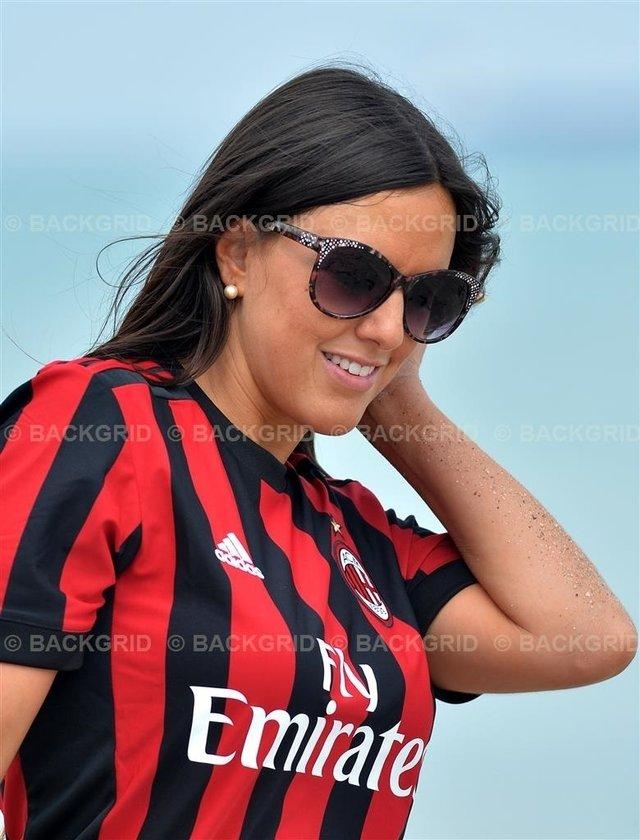 Romani'den aşk pozu