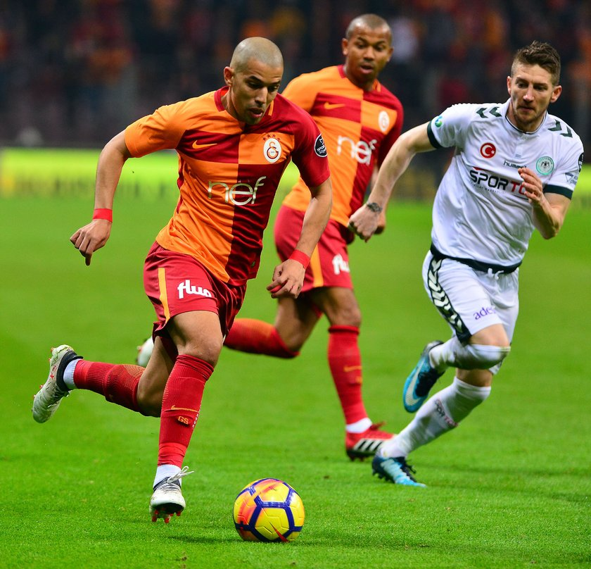 Galatasaray-konya maç sonucu