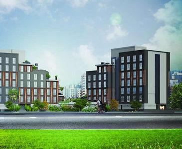 Buca Safir Residence İzmir