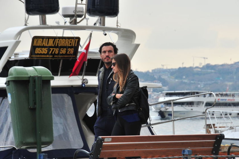 <p>GABRIELA PALATCHI - EDİZ ELHADEF</p>