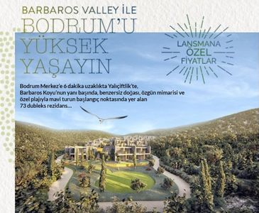 Barbaros Valley Bodrum