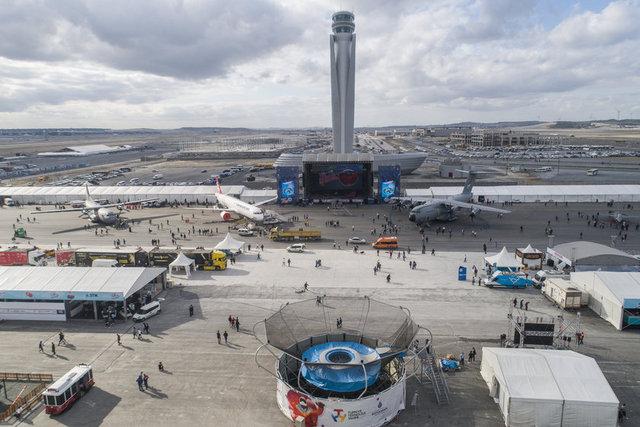 Türkiye Teknoloji Takımı (T3) Vakfı ve İstanbul Büyükşehir Belediyesi tarafından organize edilen ve Anadolu Ajansı'nın (AA) global iletişim ortağı olduğu TEKNOFEST, İstanbul Yeni Havalimanı'nda başladı.