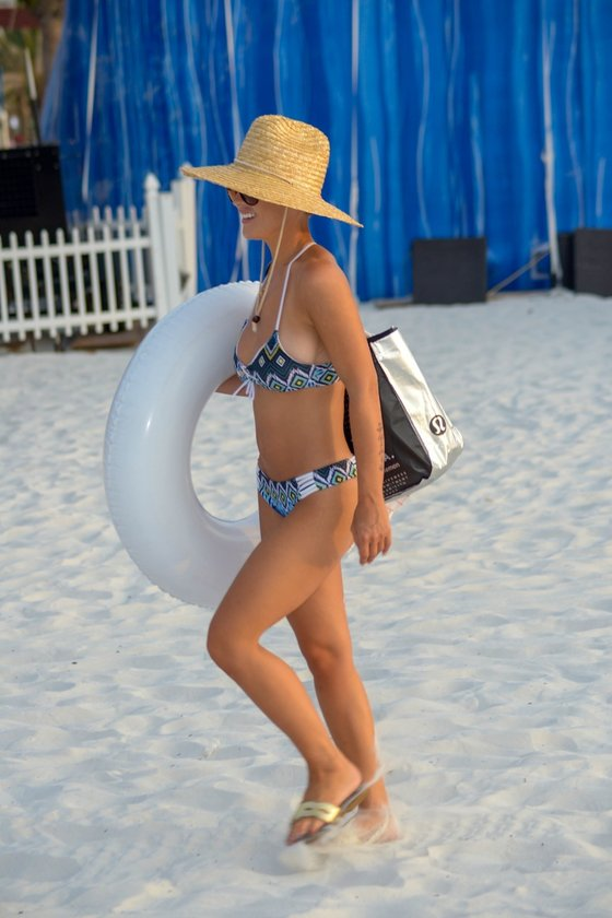 Plajın en güzeli...