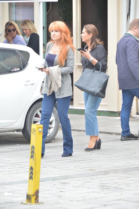 <p>BERRİN ZORLU, BERNA &Ccedil;EBİ</p>