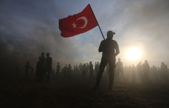 Türk bayrağı resimleri: En etkileyici ve en güzel Türk bayrağı fotoğrafları
