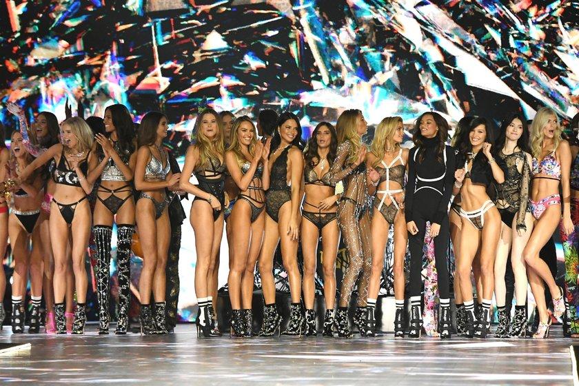 Victoria's Secret'tan görkemli şov