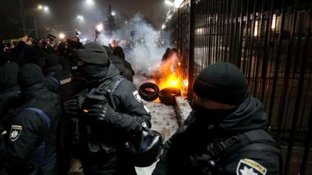 Rusya-Ukrayna gerilimi halka sıçradı!