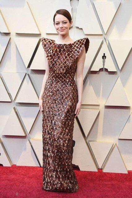 Emma Stone (En İyi Yardımcı Kadın Oyuncu adayı)