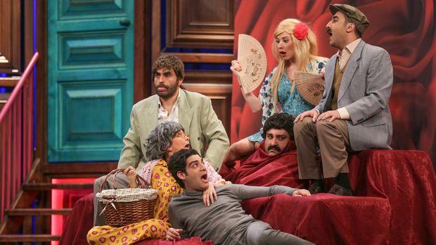 Güldür Güldür Show 188 Bölüm Fotoğrafları Show Tv