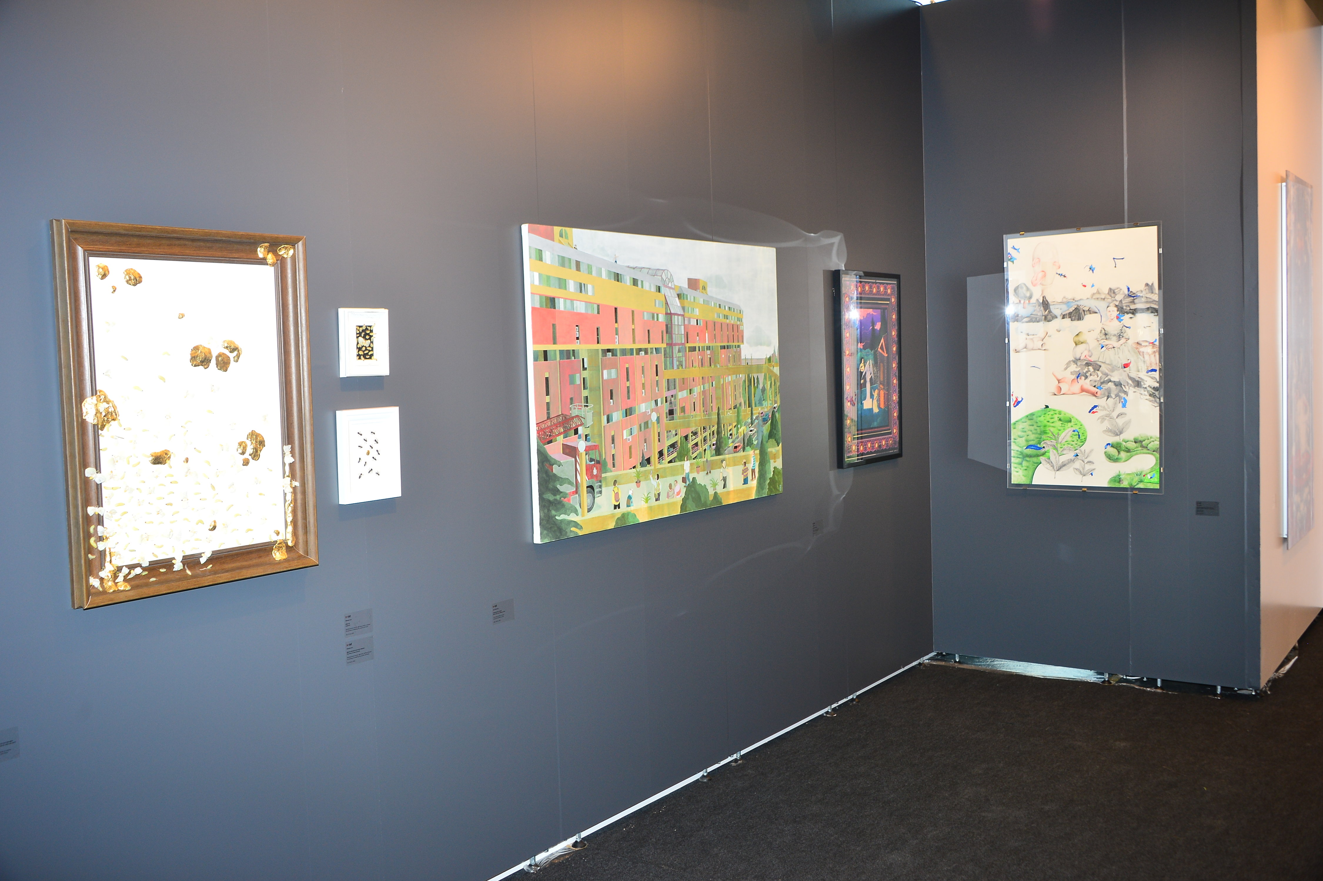 Sanat İstanbul - HT Kulüp Galeriları