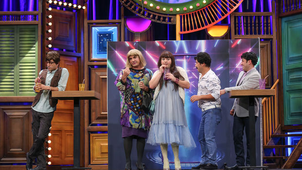 Güldür Güldür Show 214. Bölüm Fotoğrafları