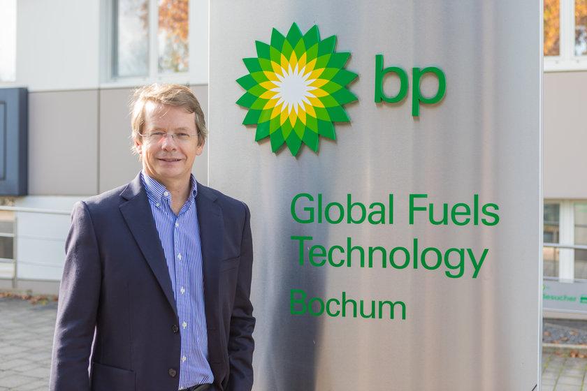 <p>BP Türkiye Akaryakıt Ülke Müdürü Martin Thomsen</p>