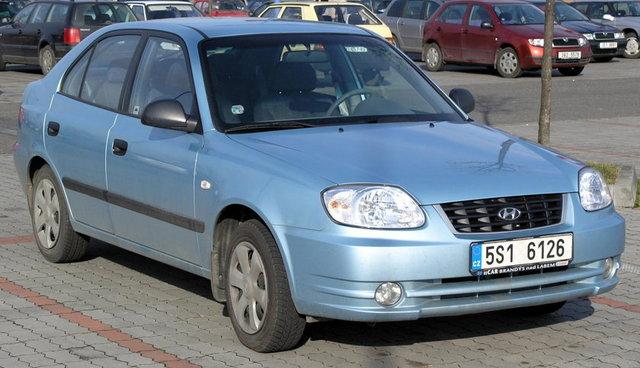 2006 Hyundai Accent 1.5 CRDI Admire - 29.200 TL