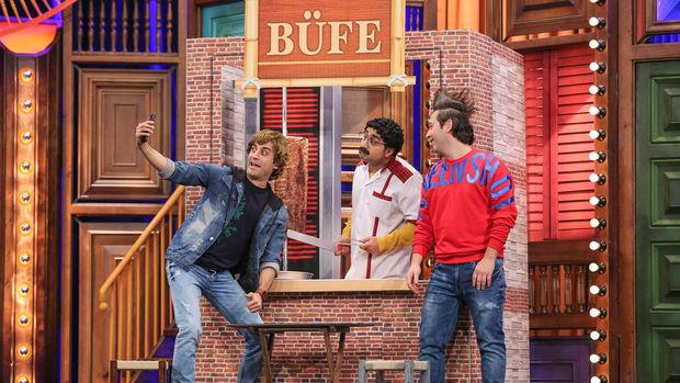 Güldür Güldür Show 228. Bölüm Fotoğrafları
