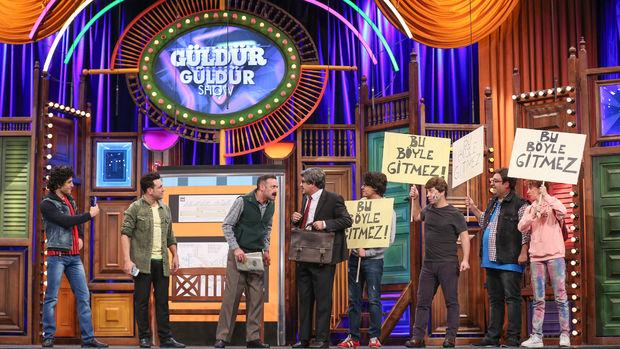 Güldür Güldür Show 231. Bölüm Fotoğrafları