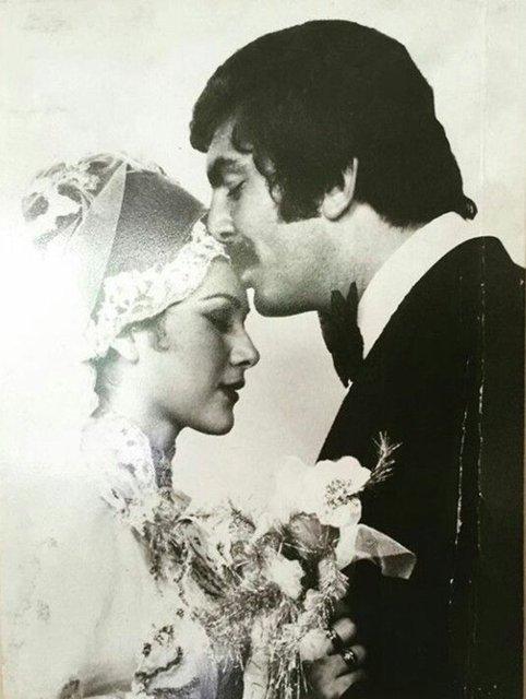 Hülya Darcan ile Tanju Korel, 20 Nisan 1974'te evlendi.