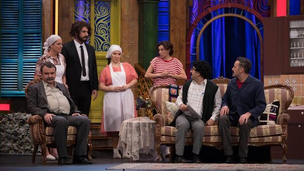 Güldür Güldür Show 246. Bölüm Fotoğrafları