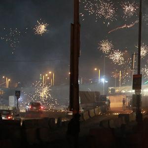 İSRAİL'İN GAZZE'YE HAVA SALDIRISI!