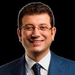 Ekrem İmamoğlu - Büyükşehir Belediye Başkan Adayı