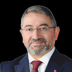 Halil İbrahim Aşgın - Belediye Başkan Adayı