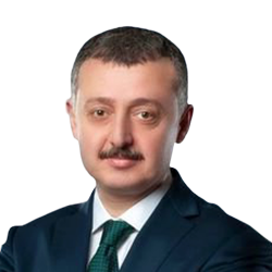 Tahir Büyükakın - Belediye Başkan Adayı