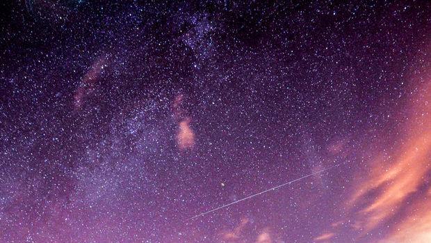 Meteor Strike-Fireball From