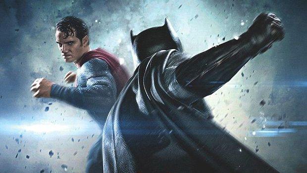 Batman Superman'e Karşı: Adaletin Şafağı 'Yabancı Film'