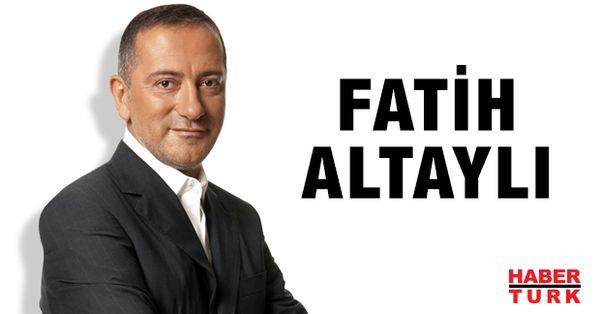 Fatih Altaylı - Anıtkabir'e şükür ziyareti - HABERTÜRK