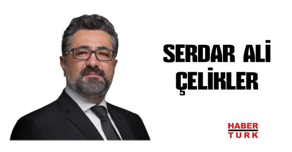 Serdar Ali Çelikler: Bu elenme Ersun Yanala yazar 86