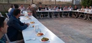 Balışeyh Jandarma Komutanlığınca iftar verildi