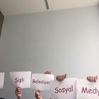 ŞİŞLİ'DE SOSYAL MEDYA ÇIKARTMASI