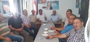 AK PARTİ'DEN DANIŞMA MECLİSİ TOPLANTILARI