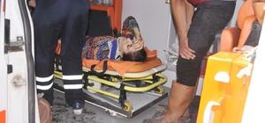 Elazığ'da otomobil devrildi: 5 yaralı