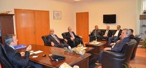 SGK İl Müdürleri Bölge Toplantısı Aydıncık'ta yapıldı