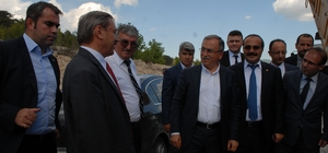 BURDUR MİLLETVEKİLİ PETEK'TEN, KONTEYNER MÜJDESİ
