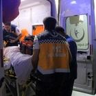 Elazığ'da kalp krizi geçiren hasta helikopterle taşındı