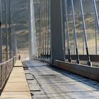 Türkiye'nin en uzun dördüncü asma köprüsü tamamlandı