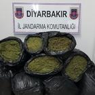 DİYARBAKIR'DA UYUŞTURUCU OPERASYONU