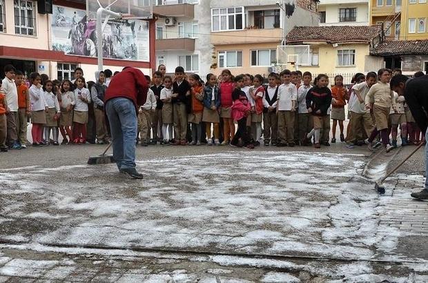 KARACABEY BELEDİYESİ'NDEN EĞİTİME DESTEK