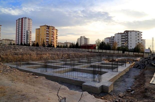 GÖKKENT MAHALLESİ'NE PAZAR YERİ VE SOSYAL TESİS