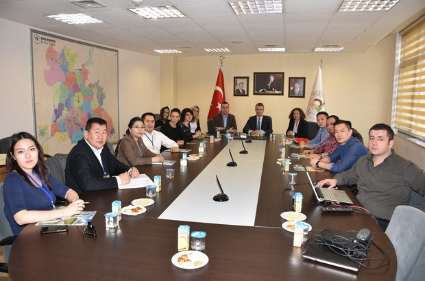 MOĞOLİSTAN HEYETİ DÜZCE'DE
