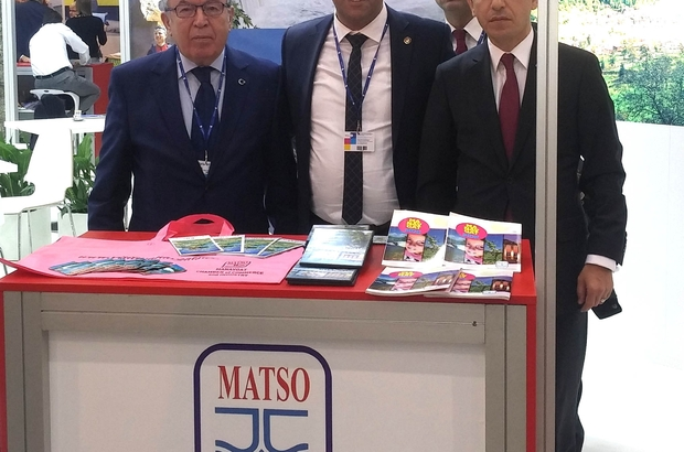 MATSO, VARŞOVA 2015 TURİZM FUARI'NDA MANAVGAT'I TANITTI